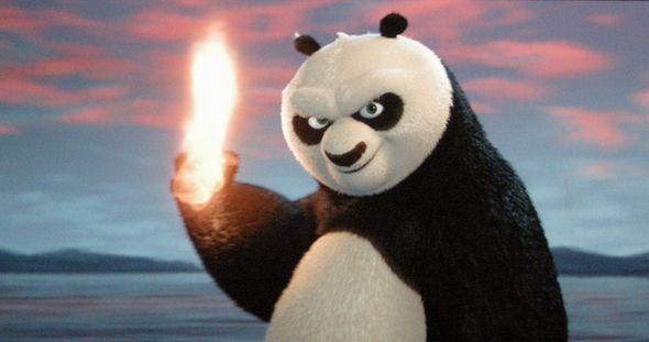功夫熊猫2 (3d 粤语版)(kung fu panda 2)