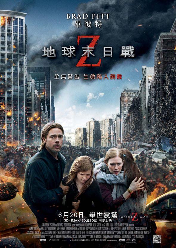 地球末日戰/末日之戰(World War Z)01