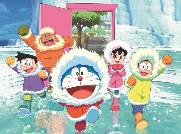 電影多啦A夢:大雄之南極凍冰冰大冒險(Doraemon the Movie 2017: Nobita's Great Adventure in the Antarctic Kachi Kochi)電影圖片 - Main_1498464971.jpg