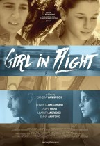 Girl in Flight (Girl in Flight)電影海報
