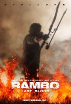 Rambo 5: Last Blood (Rambo V: Last Blood)電影海報