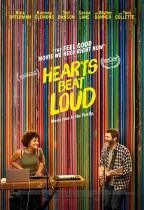 躍動的心跳 (Hearts Beat Loud)電影海報