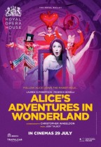 愛麗絲夢遊仙境 (歌劇) (Alice's Adventures In Wonderland)電影海報