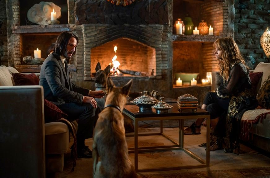 殺神John Wick 3電影圖片 - JohnWickandSofia.JPG_1547803127.jpg
