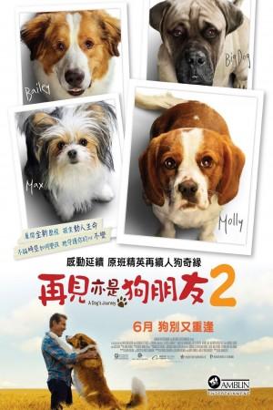 再見亦是狗朋友2電影海報