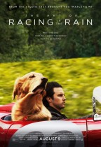 The Art of Racing in the Rain (The Art of Racing in the Rain)電影海報