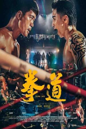 拳道電影海報