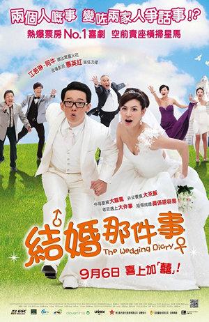 結婚那件事電影海報