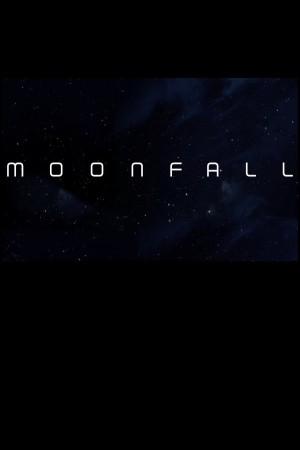 月球隕落電影海報