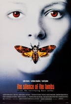 沉默的羔羊 (The Silence of the Lambs)電影海報