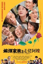 嫲煩家族3 走佬阿嫂 (What A Wonderful Family! 3: My Wife, My Life)電影海報