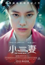 小三妻 (The Third Wife)電影海報