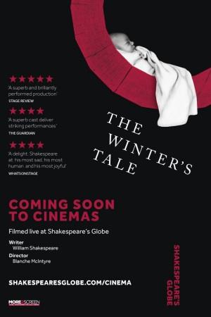 倫敦莎士比亞環球劇場:冬天的故事電影海報