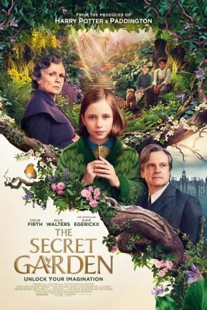 秘密花園電影海報