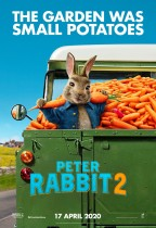 比得兔2 (Peter Rabbit 2)電影海報