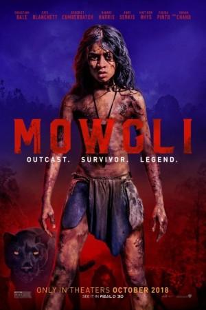 Mowgli電影海報