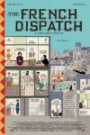 The French Dispatch電影海報