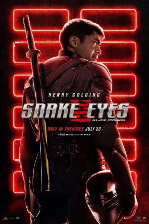 義勇群英:蛇眼復仇戰電影海報
