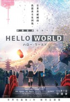 Hello World (Hello World)電影海報