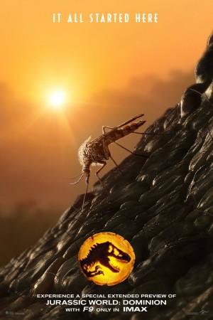 侏羅紀世界3:統霸天下電影海報