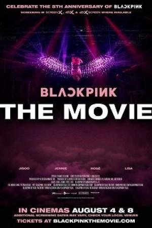 BLACKPINK THE MOVIE電影海報