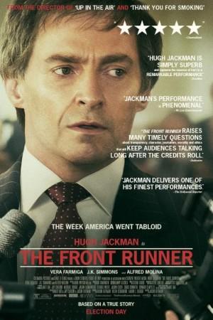The Front Runner電影海報