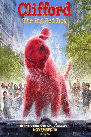 赤BIG靈靈狗電影海報