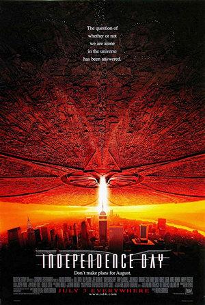 天煞地球反擊戰 - 20周年數碼版電影海報