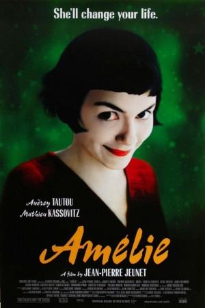 天使愛美麗電影海報