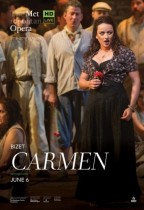 卡門 歌劇 The Met 2019 (Carmen The Met 2019)電影海報