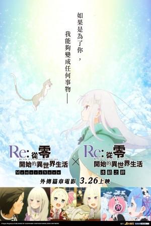 Re:從零開始的異世界生活 外傳篇章電影電影海報